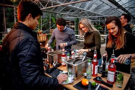 Cocktail Workshop Nijmegen, Groesbeek en Berg & Dal