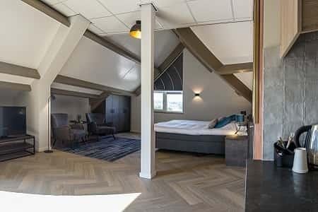 Groepshotel Berg en Dal, comfort kamer