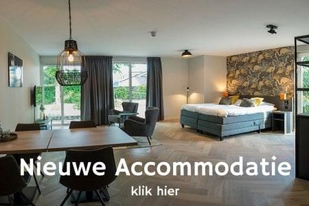 Nieuwe groepsaccommodatie bij Nijmegen