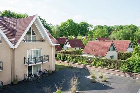 Vakantieappartement voor 4 personen bij Nijmegen