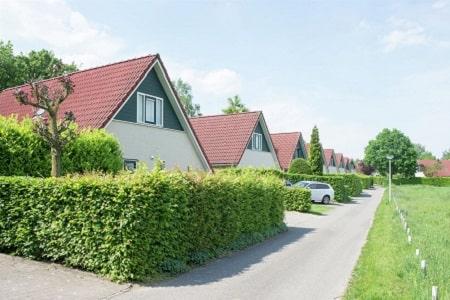 Vakantiehuis voor 6 personen bij Nijmegen