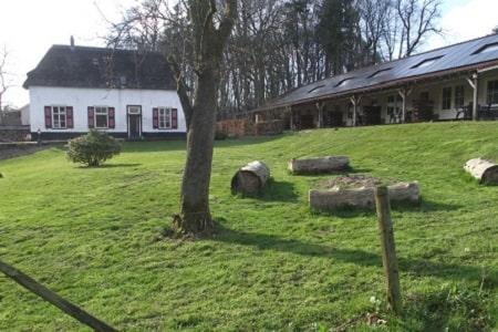 Vakantiehuis bij Nijmegen voor 4 personen met 2 slaapkamers