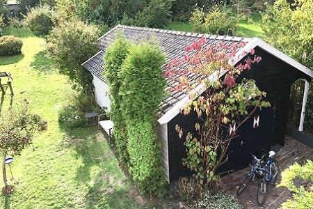 Vakantiehuisje bij Nijmegen voor 2 personen met 1 slaapkamer