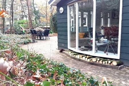 Vakantiehuisje bij Nijmegen voor 4 personen met 2 slaapkamers
