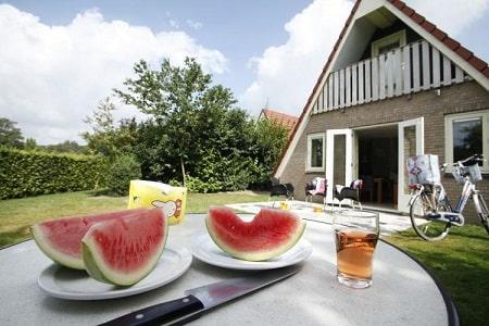 Vakantiehuisje voor 6 personen Nijmegen